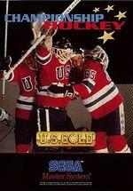 Jaquette Championship Hockey