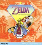 Jaquette Zelda : The Wand of Gamelon