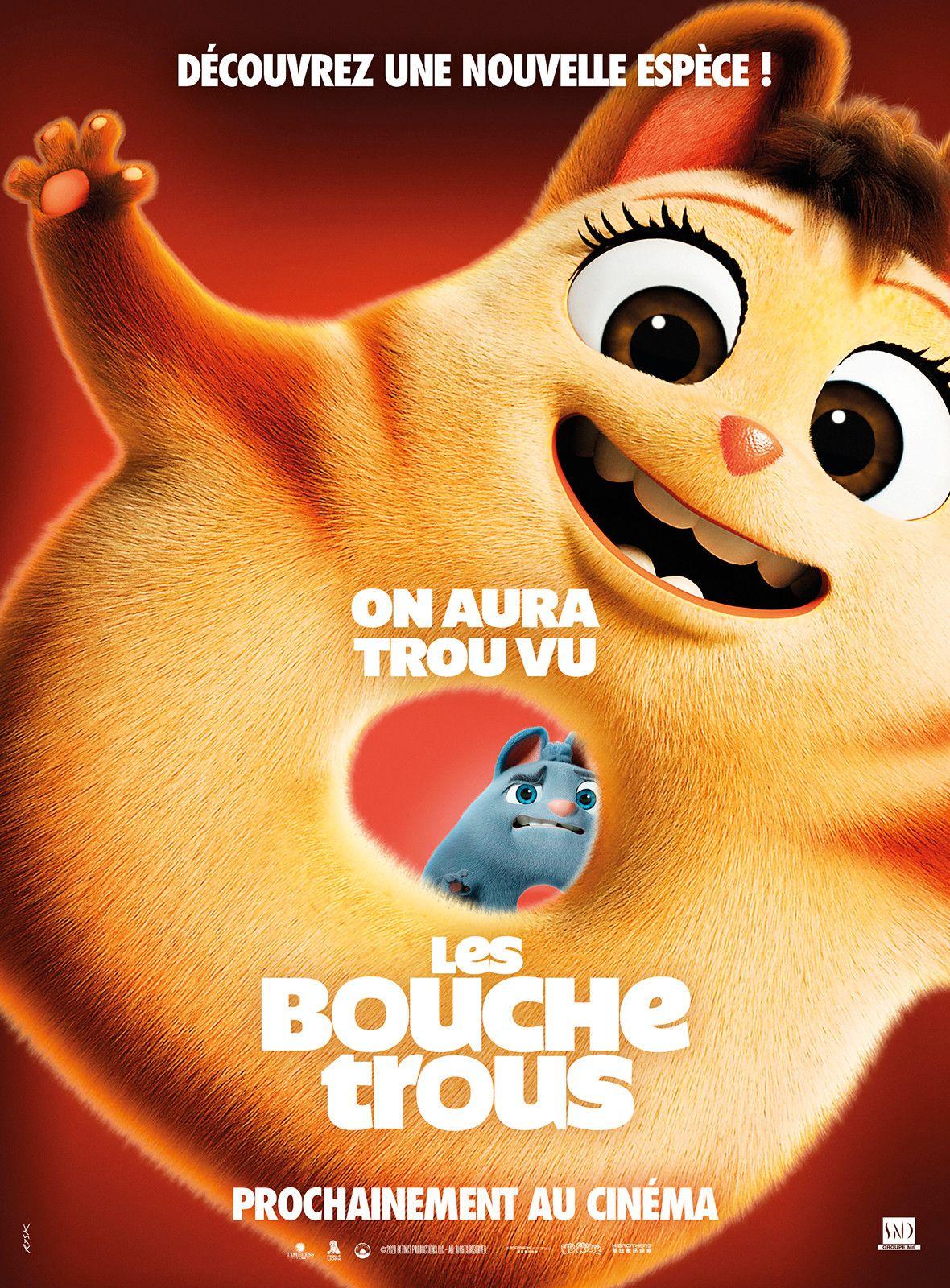 Les Bouchetrous - Long-métrage d'animation (2020) - SensCritique