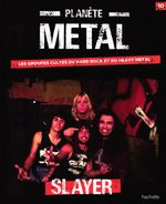 Couverture Planète Metal - Slayer