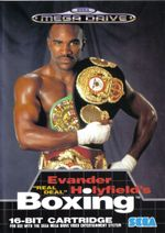 "Jaquette Evander Holyfield's ""Real Deal"" Boxing"