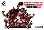 Jaquette Exciting Boxing