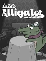 Jaquette Later Alligator