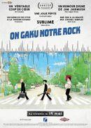 Affiche On-Gaku : Notre rock !