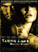 Affiche Taking Lives - Destins violés