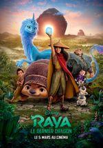 Affiche Raya et le dernier dragon