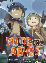 Jaquette Made in Abyss: Binary Star Falling into Darkness