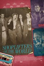 Affiche Shoplifters of the World