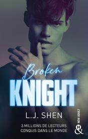 Couverture Broken Knight