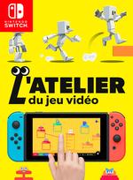 Jaquette L'Atelier du jeu vidéo