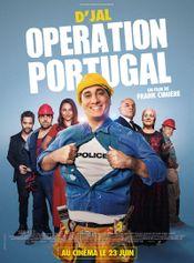 Affiche Opération Portugal
