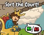 Jaquette Sort the court