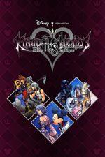 Jaquette Kingdom Hearts 2.8 HD - Final Chapter Prologue