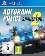 Jaquette Autobahn Police Simulator 2