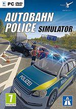 Jaquette Autobahn Police Simulator