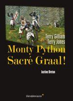 Couverture Monty Python : Sacré Graal !