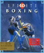 Jaquette 4D Sports Boxing