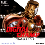 Jaquette Digital Champ: Battle Boxing