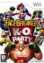 Jaquette FaceBreaker K.O. Party
