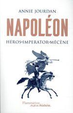 Couverture Napoléon : héros, imperator, mécène