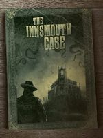 Jaquette The Innsmouth Case