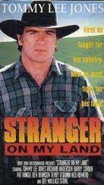 Affiche Stranger on My Land