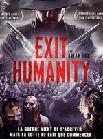 Affiche Exit Humanity