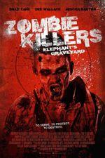 Affiche Zombie Killers : Elephant's Graveyard