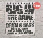 Pochette Big in the Game: Drum & Bass
