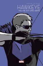 Couverture Hawkeye : Ma vie est une arme (Le Printemps des Comics 2021 tome 9)