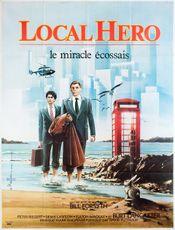 Affiche Local Hero