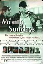 Affiche A Month of Sundays