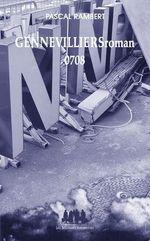 Couverture GENNEVILLIERSroman 0708