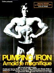 Affiche Pumping Iron : Arnold le Magnifique
