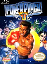 Jaquette Power Punch II