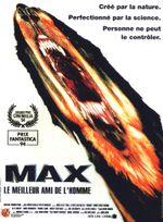 Affiche Max, le meilleur ami de l'homme