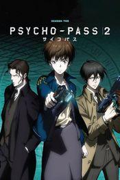 Affiche Psycho-Pass 2