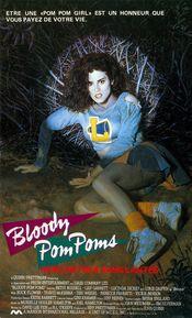 Affiche Bloody Pom Poms
