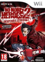 Jaquette No More Heroes 2: Desperate Struggle