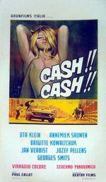 Affiche Cash ? Cash !