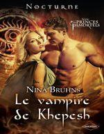 Couverture Le vampire de Khepesh