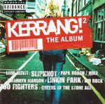 Pochette Kerrang! The Album, Volume 2
