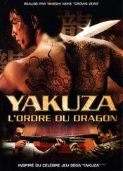 Affiche Yakuza : L'Ordre du dragon