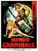Affiche Mondo Cannibale