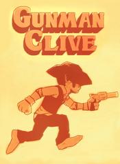 Jaquette Gunman Clive