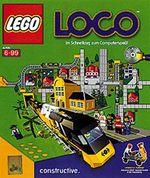 Jaquette Lego Loco