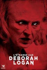 Affiche L'Étrange cas Deborah Logan