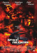 Affiche Space Truckers