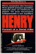 Affiche Henry : Portrait of a Serial Killer