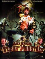 Affiche Jack Brooks : Tueur de monstre